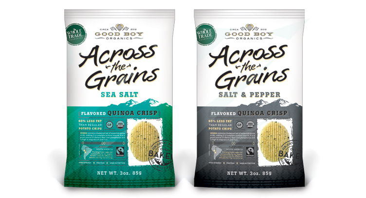 Across the Grains - Good Boy Organics