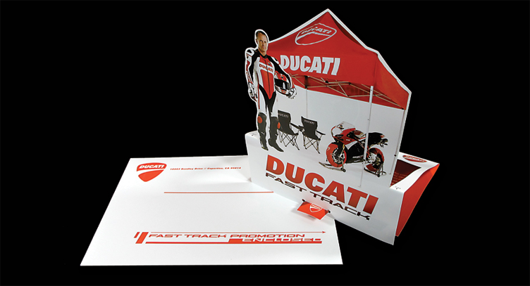 Ducati Monster Direct Mail
