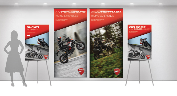 Ducati Event Collateral