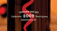 Corkscrew Private Label Wine